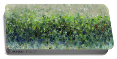 Hedgerow Portable Battery Charger by Lynne Taetzsch