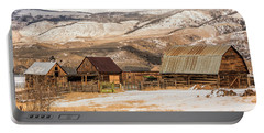 Heeney Road Barns And Snow Portable Battery Charger