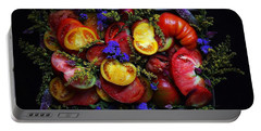 Heirloom Tomato Platter Portable Battery Charger