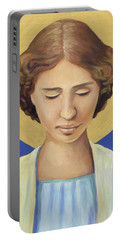 Helen Keller Portable Battery Charger