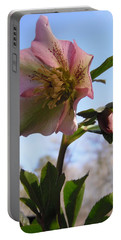 Hellebore Morning Portable Battery Charger