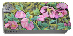 Hellebores Portable Battery Charger