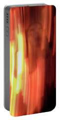 Hellfire 001 Portable Battery Charger by Lon Casler Bixby