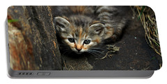 Hello Little Kitty Portable Battery Charger