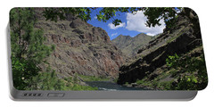 Hells Canyon Snake River Portable Battery Charger
