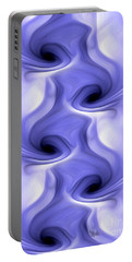 Portable Battery Charger featuring the digital art Helping Hands  by Giada Rossi