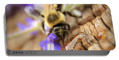 Helping Honey Portable Battery Charger by Chris Berry