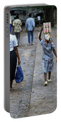 Photograph - Helping Mum In Mozambique by Travel Pics