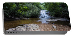 Helton Creek Falls Portable Battery Charger by Sean Allen