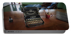 Hemingways' Cuba Typewriter No. 6 Portable Battery Charger