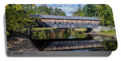 Hemlock Covered Bridge Portable Battery Charger