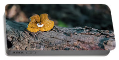 Hen Of The Woods Mushroom Portable Battery Charger