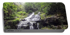 Hen Wallow Falls Great Smoky Mountains National Park Portable Battery Charger