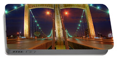 Hennepin Avenue Bridge Minneapolis Portable Battery Charger