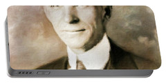 Henry Ford By Mary Bassett Portable Battery Charger