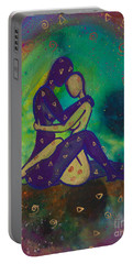 Her Loves Embrace Divine Love Series No. 1006 Portable Battery Charger