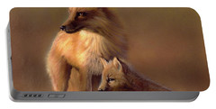 Her Watchful Eye Portable Battery Charger