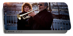 Herb Alpert Portable Battery Charger