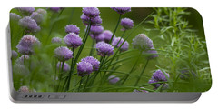 Herb Garden. Portable Battery Charger