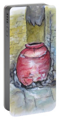 Herculaneum Amphora Pot Portable Battery Charger