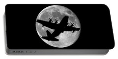 Hercules Moon .png Portable Battery Charger