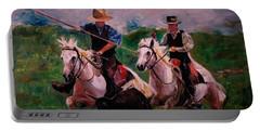 Herdsmen Portable Battery Charger