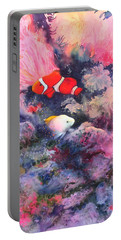 Here Comes Nemo Portable Battery Charger