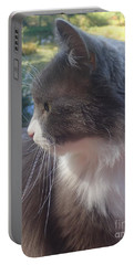 Here Kitty Portable Battery Charger