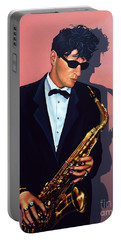Herman Brood Portable Battery Charger
