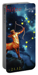 Hero Of The Stars Portable Battery Charger