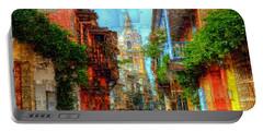 Heroic City, Cartagena De Indias Colombia Portable Battery Charger