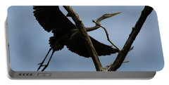 Heron Flight Portable Battery Charger