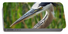 Heron Head Portable Battery Charger