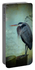 Heron Moon Portable Battery Charger