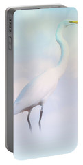 Heron Or Egret Stance Portable Battery Charger