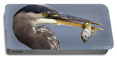 Herons Appetizer Portable Battery Charger