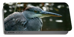 Herons Looking At You Kid Portable Battery Charger