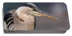 Herons Pause Portable Battery Charger