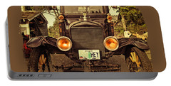 Hey A Model T Ford Truck Portable Battery Charger