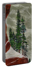 Hi Mountain Pine Trees Portable Battery Charger