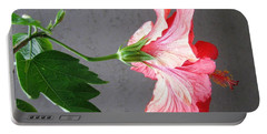 Hibiscus #4 Portable Battery Charger