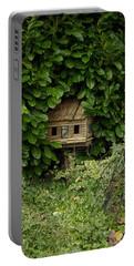 Hidden Birdhouse Portable Battery Charger