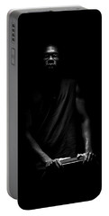 Portable Battery Charger featuring the photograph Hidden by Eric Christopher Jackson