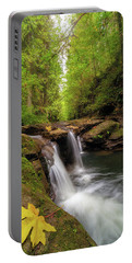 Hidden Falls At Rock Creek Portable Battery Charger