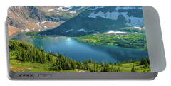 Hidden Lake Glacier National Park Portable Battery Charger