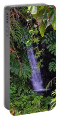 Small Hidden Waterfall  Portable Battery Charger