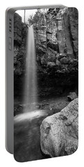 Hidden Waterfall Portable Battery Charger