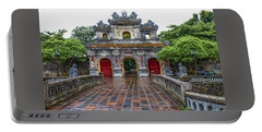 Hien Nhon Gate, Citadel, Hue,vietnam Portable Battery Charger
