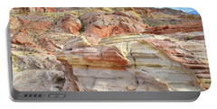 High Above Valley Of Fire Portable Battery Charger