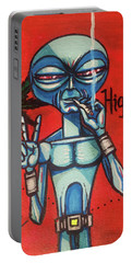 High Alien Portable Battery Charger